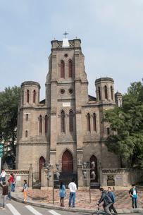 望海楼教堂の写真素材 [FYI02045023]