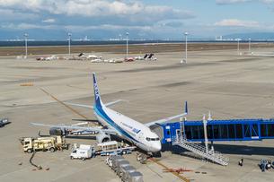 中部国際空港の写真素材 [FYI02045158]