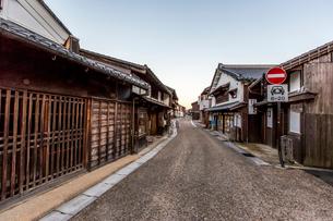 亀山市の関宿の写真素材 [FYI02045361]