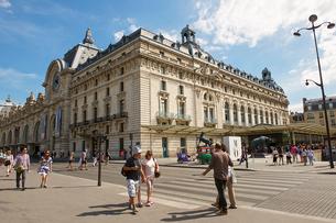 オルセー美術館 パリ フランスの写真素材 [FYI02045684]