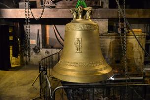 インスブルックの鐘の博物館の写真素材 [FYI02046502]