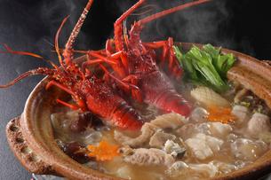 海鮮鍋の写真素材 [FYI02046716]