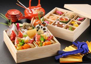 おせち料理の写真素材 [FYI02046848]