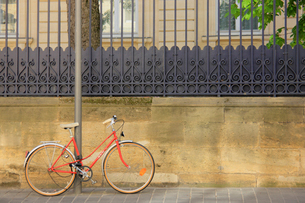 自転車の写真素材 [FYI02047009]
