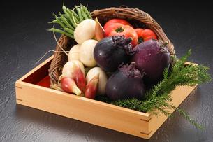 野菜集合の写真素材 [FYI02047157]