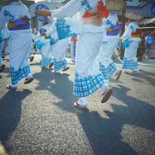 塩釜みなと祭陸上パレードの写真素材 [FYI02048397]