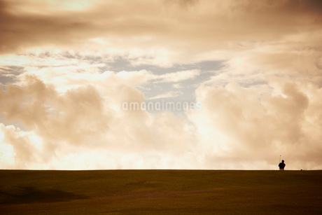 ゴルフの写真素材 [FYI02048915]