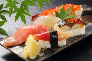 握り寿司の写真素材 [FYI02049267]