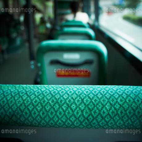 バスの座席の写真素材 [FYI02049290]