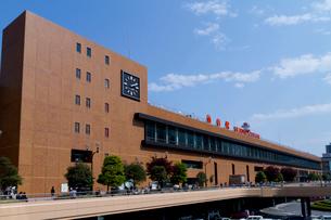 仙台駅 宮城県の写真素材 [FYI02049912]