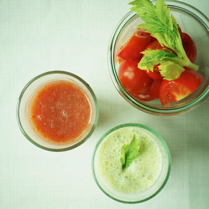 野菜ジュースの写真素材 [FYI02050052]