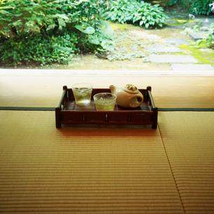 冷茶の写真素材 [FYI02050408]