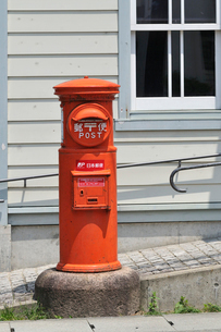郵便ポストの写真素材 [FYI02050949]