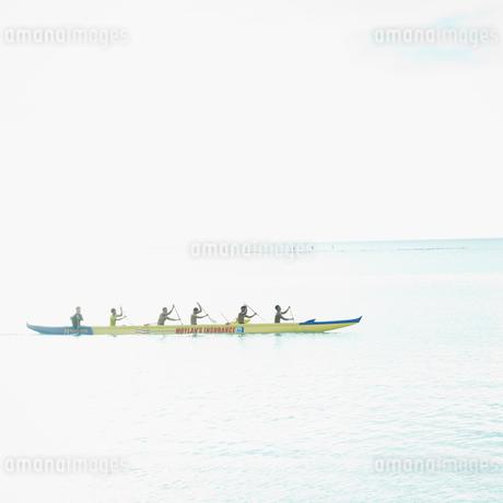 カヌーの写真素材 [FYI02051534]