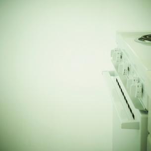 キッチンのコンロの写真素材 [FYI02051991]