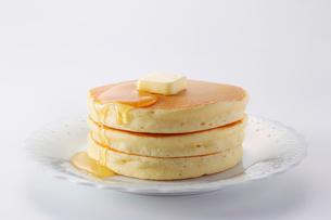 ホットケーキの写真素材 [FYI02052106]