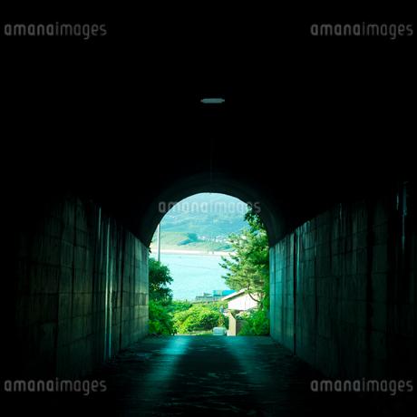 トンネルの写真素材 [FYI02052163]