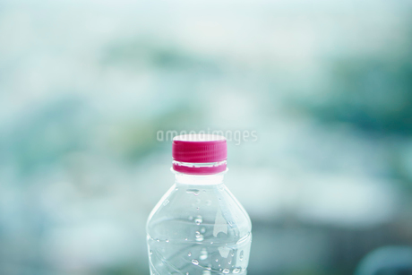 窓辺のペットボトルの写真素材 [FYI02052238]