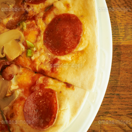 ピザの写真素材 [FYI02052549]
