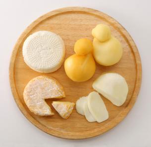 チーズ盛り合わせの写真素材 [FYI02053870]