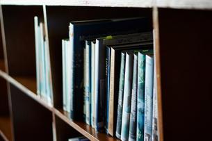 本棚の写真素材 [FYI02056489]