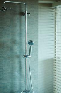 バスルームのシャワーの写真素材 [FYI02057706]