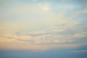 夕焼け空の写真素材 [FYI02057923]