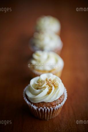 カップケーキの写真素材 [FYI02058379]