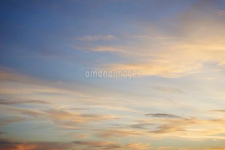 夕焼け空の写真素材 [FYI02058810]