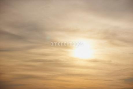 夕日の写真素材 [FYI02059003]