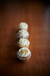 カップケーキの写真素材 [FYI02059411]