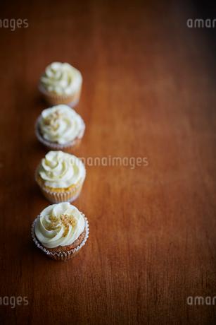カップケーキの写真素材 [FYI02059764]
