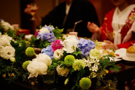 披露宴の写真素材 [FYI02060225]