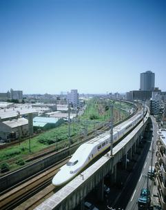 東北新幹線MAXの写真素材 [FYI02060274]