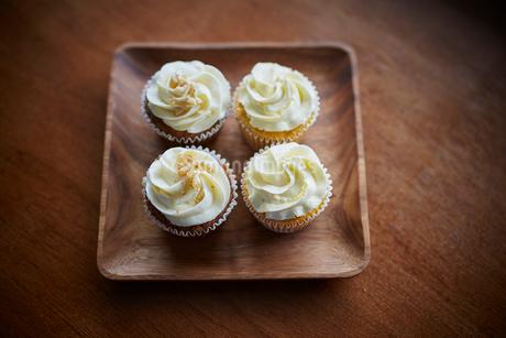 カップケーキの写真素材 [FYI02060642]