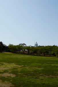 日和山公園 山形県の写真素材 [FYI02060794]
