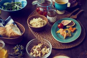 朝食の写真素材 [FYI02060843]