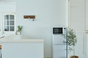 カウンターキッチンの写真素材 [FYI02061152]