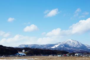 冬の泉ヶ岳 宮城県の写真素材 [FYI02061250]