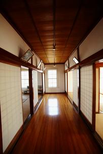 旧割烹小幡 山形県の写真素材 [FYI02061824]
