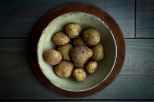 ジャガイモの写真素材 [FYI02061913]