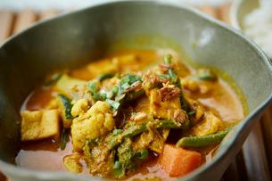 インドネシア料理 カレーの写真素材 [FYI02062240]