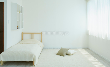 ベッドルームの写真素材 [FYI02062331]