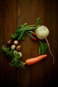 野菜集合の写真素材 [FYI02062931]