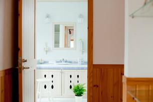 洗面所の写真素材 [FYI02062957]
