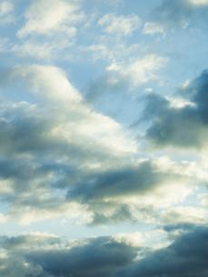 雲と空の写真素材 [FYI02063470]