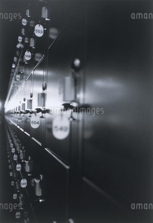 コインロッカーの写真素材 [FYI02067213]