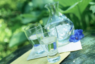 冷酒の写真素材 [FYI02068937]