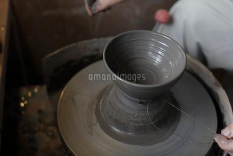 陶芸の写真素材 [FYI02070626]