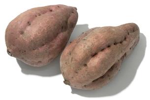安納芋の写真素材 [FYI02072375]